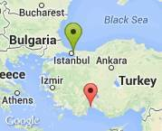 İstanbuldan Antalyaya Evden Eve Nakliyat