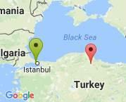 İstanbuldan Samsuna