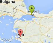 İstanbul dan izmire beyaz eşya ağırlıklı 1+0