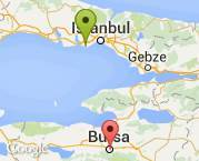 İstanbul-Bursa