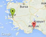 İzmir Antalya