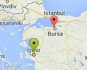İzmir'den Bursa'ya Evden Eve Yada Depo ya, depolama hizmeti de alabilirm.