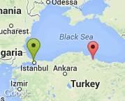 Samsun'a taşınma