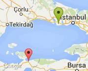 İstanbul beylikdüzünden balıkesir bandırmaya ev eşyası