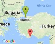 İstanbul-Kumluca/Adrasan Ev Taşıma