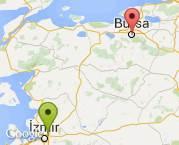 İzmir - Bursa Ev Taşıma