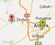 Ankara'dan Ayaş'a 3-4 parca mobilya