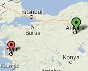 Ankara'dan İzmir'e ev taşıma işi