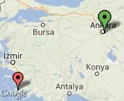 Ankara dan Bodrum a ev eşyası nakliyesi