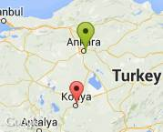 Ankara'dan Konya'ya ev esyasi nakliyat
