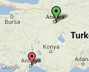 Ankara-Antalya