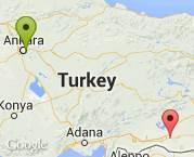 Ankara'dan Şanlıurfa'ya asansörlü nakliyat