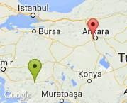 DENİZLİ'DEN ANKARA'YA EV TAŞIMA İŞİ