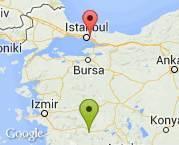Denizli'den İstanbul'a