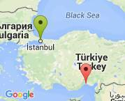 İstanbul-Mersin