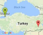 istanbuldan batmana evimi taşıyorum
