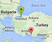 İstanbul'dan Alanya'ya ev taşıma