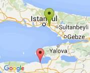 İstanbuldan mudanyaya