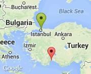 İstanbul-Antalya Evden Eve Taşınma