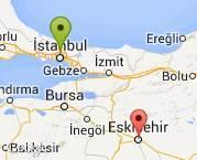 İstanbul- Eskişehir