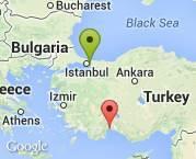 İstanbul Antalya