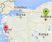 Ankaradan İzmir Urlaya ev eşyası taşınması