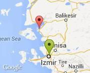 İzmir'den Balıkesir 'e ev taşıması