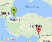 İSTANBUL-HATAY DORT YOL NAKLİYAT