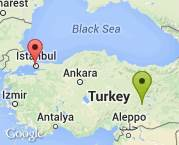 Malatya'dan istanbul'a