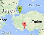 İstanbul-Antalya