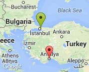 İstanbul'dan Antalya'ya evden eve nakliye