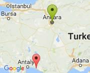 Ankara Antalya ev taşıma