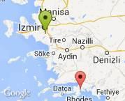 izmir' den marmaris' e 2+1 ev taşıma