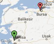 İzmir Bursa 1. Kat Bursa 2. Kat