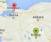 3 hafta içerisinde Konya'dan istanbula taşınacağım