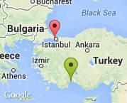 Antalya Muratpaşada - İstanbul Bahçelievler