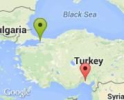 İstanbul'dan Tarsus'a
