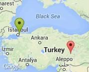 İstanbul, Malaya evdeen eve