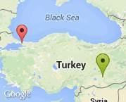 Şanlıurfa Siverek -  İstanbul sancaktepe