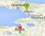 İstanbul Tuzla'dan Bursa'ya ev taşıma