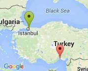 İstanbul Mersin arası