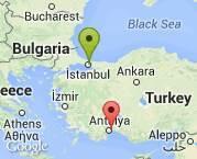 istanbul - antalya ev taşıma