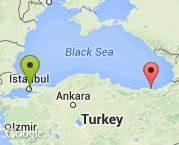 İstanbul - Trabzon