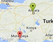 Ankara - Antalya ev esyasi