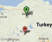 Ankara - Konya ev taşım