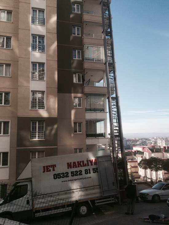 Ankara jet nakliyat