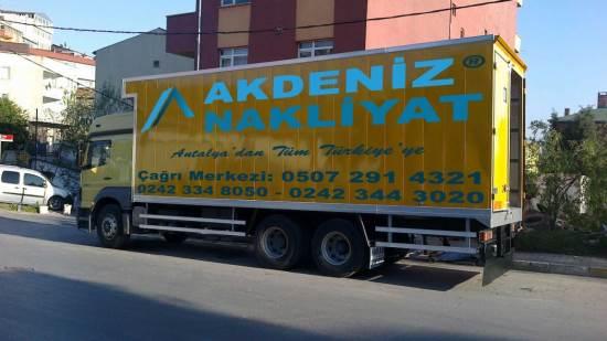 Antalya Akdeniz Nakliyat