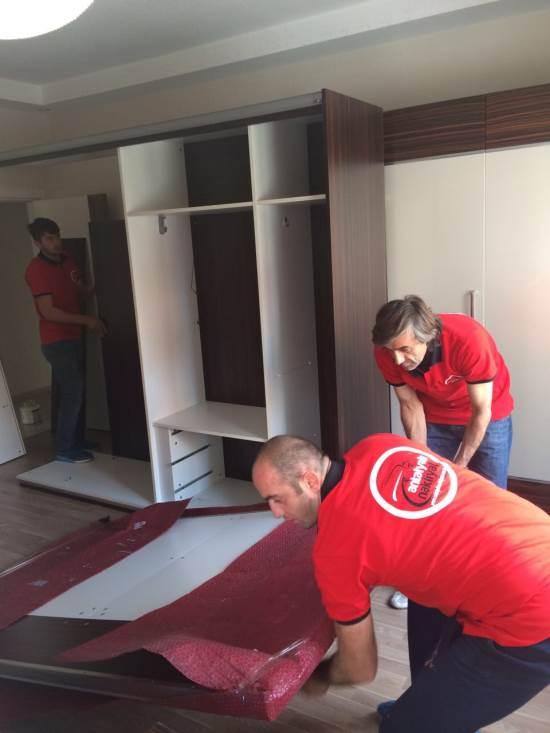 Antalya Evden demontaj ve paketleme