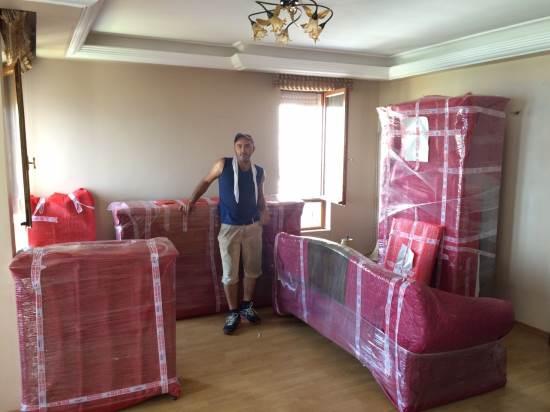 Antalya Evden Eve Nakliyat paketleme