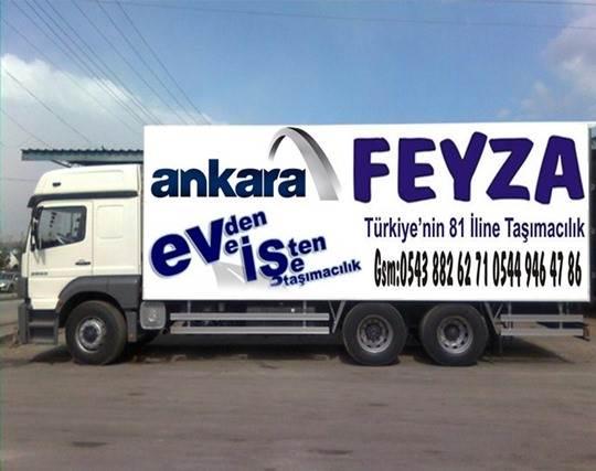 Kaliteli ve güvenilir bir şekilde Ankara evden eve nakliyat firmaları arasında en tecrübel